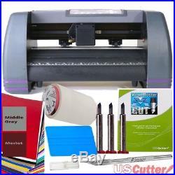 14 Craft Vinyl Cutter MH BUNDLE Sign Making Kit withDesign & Cut Software