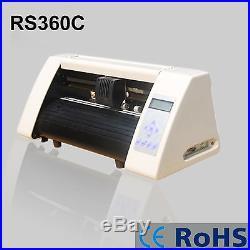 14'' Desktop Vinyl Cutter Cutting Plotter Scrapbook Machine With Free Software