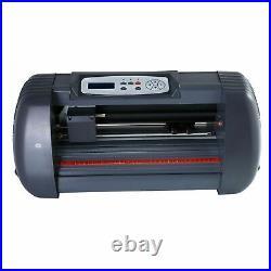 14 Vinyl Cutter Plotter Cutting Sign Making Print Signmaster Software 3 Blades