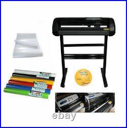 24 Cutter Plotter 2rolls Car Vinyl Sticker 2rolls Pre Mask Tape Package