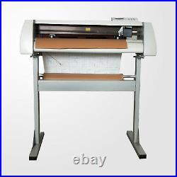 24 GJD Cutting Plotter Vinyl Cutter GJD-720 With Artcut2009 Software New Brand