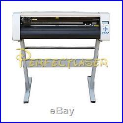 24'' Vinyl Cutter Cutting Plotter Sign Cutting Machine & Artcut2009 Software