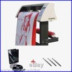 24 Vinyl Cutter Redsail 720C Sign Plotter Sticker with Contour Cut + Software