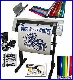 24 Vinyl cutter plotter & Complete software WinPCSIGN PRO 2014 + Vinyl