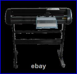 24inch 500g Cutter Plotter with Stand Vinyl Cutter and Craftedge Software New