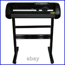 24inch 500g Cutting Plotter Vinyl Cutter with Craftedge Software PU Heat Press