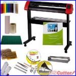 25-Inch Laserpoint II Vinyl Cutter Bundle Sign Cutting withDesign & Cut Software