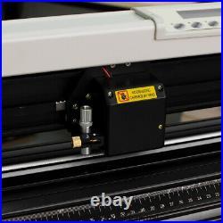 28 720mm Paper Feed Vinyl Cutter Plotter Sign Cutting Plotter Machine+Software