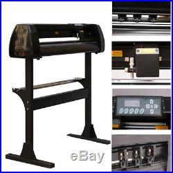 28 Cutter US Vinyl Cutter / Plotter, Sign Cutting Machine withSoftware + Supplies