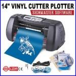 28 Cutter Vinyl Cutter / Plotter, Sign Cutting Machine withSoftware USB+ 3 Blades