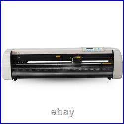 28 Plotter Machine 720mm Paper Feed Vinyl Cutter Sign Cutting Plotter Software