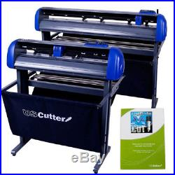 28 TITAN 2 Professional Vinyl Cutter withVMC Design/Cut Software (Refurbished)