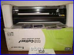 28 USCutter MH Vinyl Cutter Plotter with Stand and VinylMaster Cut Software