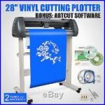 28 VINYL SIGN CUTTING PLOTTER CUTTER DESIGN/CUT ARTCUT SOFTWARE WithSTAND POPULAR