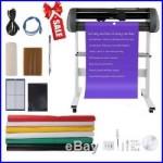 28 Vinyl Cutter Machine withSoftware Vinly Sign Plotter Great Starter Bundle Kit