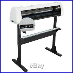 28 Vinyl Cutter Plotter Kit Decals Sign Cutting Machine + Design/Cut Software