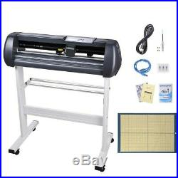 28 Vinyl Cutter Sign Plotter Cutting with Signmaster Cut Basic Software 3 Blades
