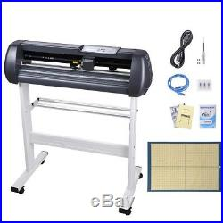 28 in Vinyl Cutter Sign Plotter Cutting with Signmaster Cut Basic Software 3 Blade