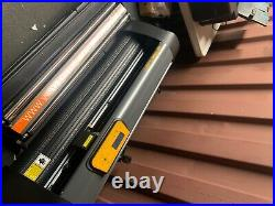 28 sign cutter pro, vinyl cutter, includes all software setup info