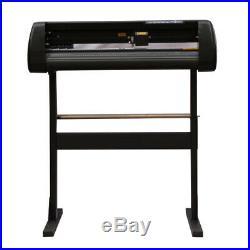 28in Cutter Vinyl Cutter / Plotter, Sign Cutting Machine withSoftware + Supplies