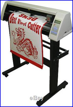 30 vinyl cutter Sign Max + cutting unlimited software PRO + Mechanical pointer