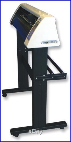 31 Vinyl Cutter Machine withSoftware Vinly Sign Plotter Great Starter Bundle Kit
