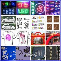32 Vinyl Cutter Sign Plotter Cutting Machine T-shirt Sticker Design with Software