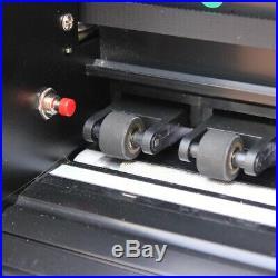 34 Cutter Vinyl Cutter Plotter Sign Cutting Machine Software Compatible Roland