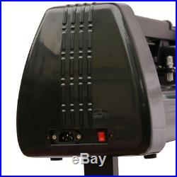 34 Cutter Vinyl Cutter Plotter Sign Cutting Machine Software Design Ajustable