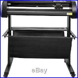 34 Cutter Vinyl Cutter / Plotter, Sign Cutting Machine withSoftware + Supplies