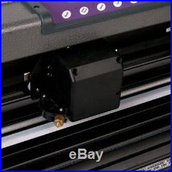 34 Inch Custom Sign Machine Vinyl Cutter Plotter Design Making Software Graphic