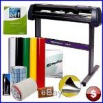 34 Inch Cutter BUNDLE Design Cut Software Suplies Professional Sign Tools Vinyl