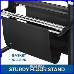 34 Inch Vinyl Cutter Sign Maker + Free Design/Cut Software Laser positioning