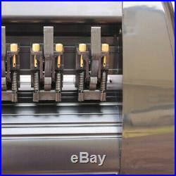 34 MH Cutter Vinyl Cutter Plotter Sign Cutting Machine With Software Supplies US