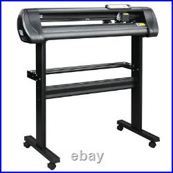 34 Professional Vinyl Cutting Plotter with Standand SIGNMASTER Software