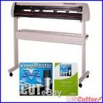 34 SC Series Vinyl Cutter withVinylMaster Design & Cut Software, Contour Cutting