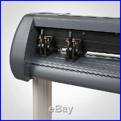 34 VINYL CUTTER CUTTING PLOTTER With ARTCUT SOFTWARE STICKER DESIGN/CUT