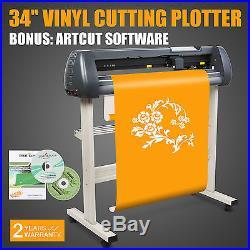 34 Vinyl Cutter Sign Cutting Plotter Cut Device Wide Format Artcut Software