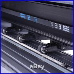 34 Vinyl Cutter Sign Cutting Plotter with Artcut Pro Software Design Cut 3 Blades