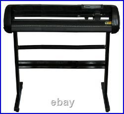 34inch 500g Cutting Plotter Vinyl Cutter with Craftedge Software Cutter Machine