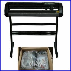 34inch 500g Sign Cutting Plotter Vinyl Cutter with Craftedge Software Premium