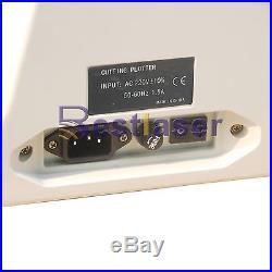 47'' REDSAIL CUTTING VINYL PLOTTER CUTTER RS1360C + ARTCUT 2009 SOFTWARE