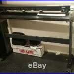 48 kingcut vinyl cutter and design software