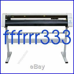 48Sign Sticker Vinyl Cutter Plotter Cutting Machine RS-1360C+STAND +Software mt