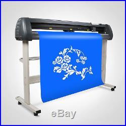 53 1350MM Vinyl Cutting PLotter Software Contour Heat-Transfer Cutter Sticker