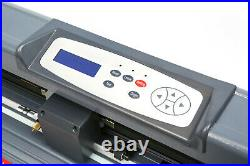 53 Cutter Vinyl Cutter / Plotter Cutting Machine Printer withSoftware + Supplies