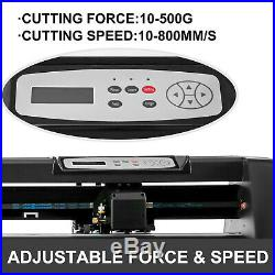 53 Cutter Vinyl Cutter / Plotter, Sign Cutting Machine withSoftware + Supplies