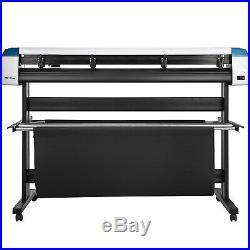 53 Inch Vinyl Cutter Sign Maker + Free Design/Cut Software Automatic positioning