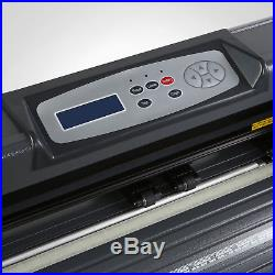 53 Sign Sticker Vinyl Cutter Plotter With Contour Cut Function Stand Software