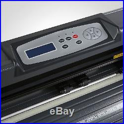 53 VINYL CUTTER SIGN CUTTING PLOTTER WithSTAND CUT DEVICE ARTCUT SOFTWARE GREAT